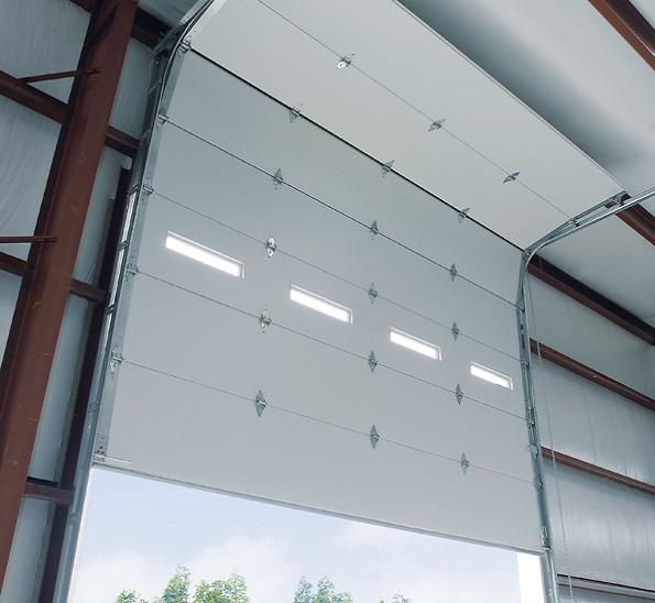 reparatie en onderhoud overheaddeur sectionaaldeur sectionale garagedeur